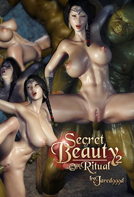 Secret Of Beauty Affect3d Two Orcs